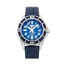 Breitling Superocean 42 Steel 42mm Blue Arabic numerals United States of America, Pennsylvania, Bala Cynwyd