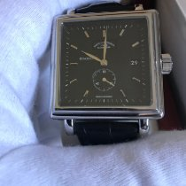 Mühle Glashütte Steel 38mm Automatic M1-30-30 pre-owned