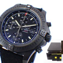 Breitling Colt Chronograph Automatic Steel 44mm Black