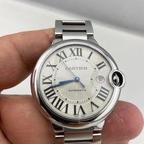 Cartier Ballon Bleu 42mm Steel 42mm Grey Roman numerals United States of America, Florida, Boca Raton
