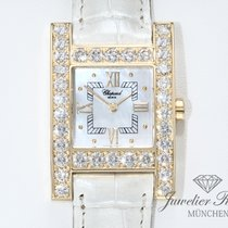Chopard Your Hour Yellow gold 24.5mm Mother of pearl Roman numerals