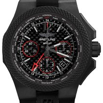 Breitling Bentley B04 GMT Carbon 45mm Black No numerals United States of America, New Jersey, Princeton
