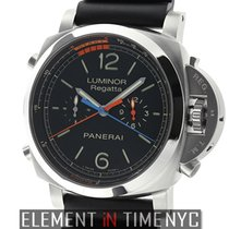 Panerai Luminor 1950 Regatta 3 Days Chrono Flyback Titanium 47mm Black Arabic numerals United States of America, New York, New York