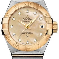 Omega Constellation Co-Axial Automatic 27mm 123.20.27.20.57.002
