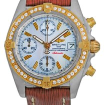 "Breitling ""Chrono Galactic"" Strapwatch."