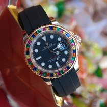 Rolex Yacht-Master 40 Rose gold 40mm UAE, Gold and Diamond Park Bulding #5 Dubai