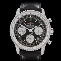 Breitling Navitimer Chronograph Stainless Steel Gents A23322 -...