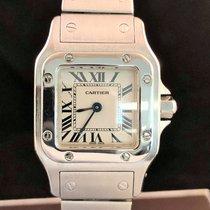 Cartier Santos Galbée - Lady's Watch - Steel - Quartz (MINT)