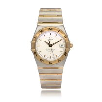 Omega Constellation Watch - Ref# 368.1201