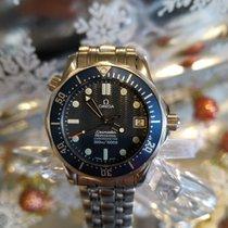 Omega 2551.80.00 Stahl 2003 Seamaster Diver 300 M 36mm gebraucht
