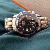 Omega 2551.80.00 Staal 2003 Seamaster Diver 300 M 36mm tweedehands