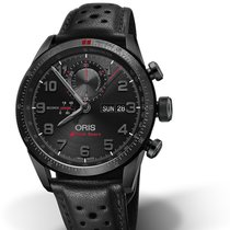 Oris Audi Sport 01 778 7661 7784-Set LS new
