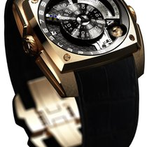 Cyrus Red gold Automatic 539.001.A new