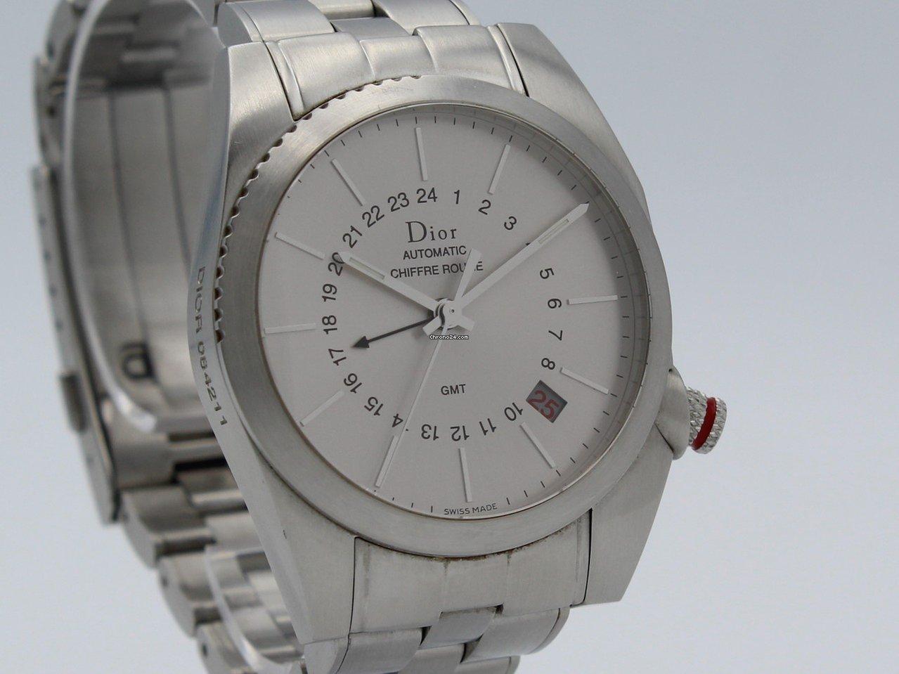 827ecf7c382 Dior Chiffre Rouge - Todos os preços de relógios Dior Chiffre Rouge na  Chrono24
