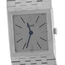 Piaget Vintage Piaget Solid 18K White Gold Manual 23mm Watch...
