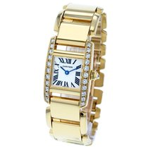 Cartier Tank (submodel) 2800 2008 pre-owned