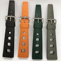 Tropic Rubber Strap 20mm New for Vintage Skin Diver Chrono Watch