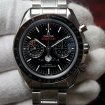 Omega Speedmaster Moonwatch Moonphase NEW 304.30.44.52.01.00