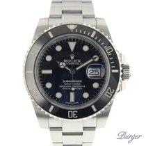 Rolex Submariner Date Black Ceramic