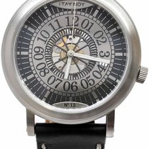 Itay Noy 42.4mm Automatic pre-owned Silver