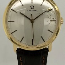 Omega Genève Yellow gold 33mm Gold United States of America, Texas, Houston