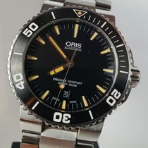 Oris Aquis Date new 43mm Steel