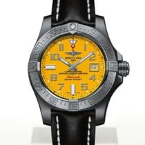 Breitling Avenger II Seawolf new Automatic Watch with original box and original papers A1733110/I519/436X/A20DSA.1