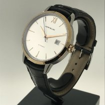 7a12028afee Montblanc Heritage Spirit relógios usado.