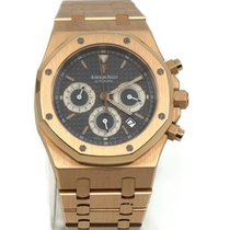 Audemars Piguet Royal Oak Chronograph Rose gold 39mm Grey United States of America, New York, New York