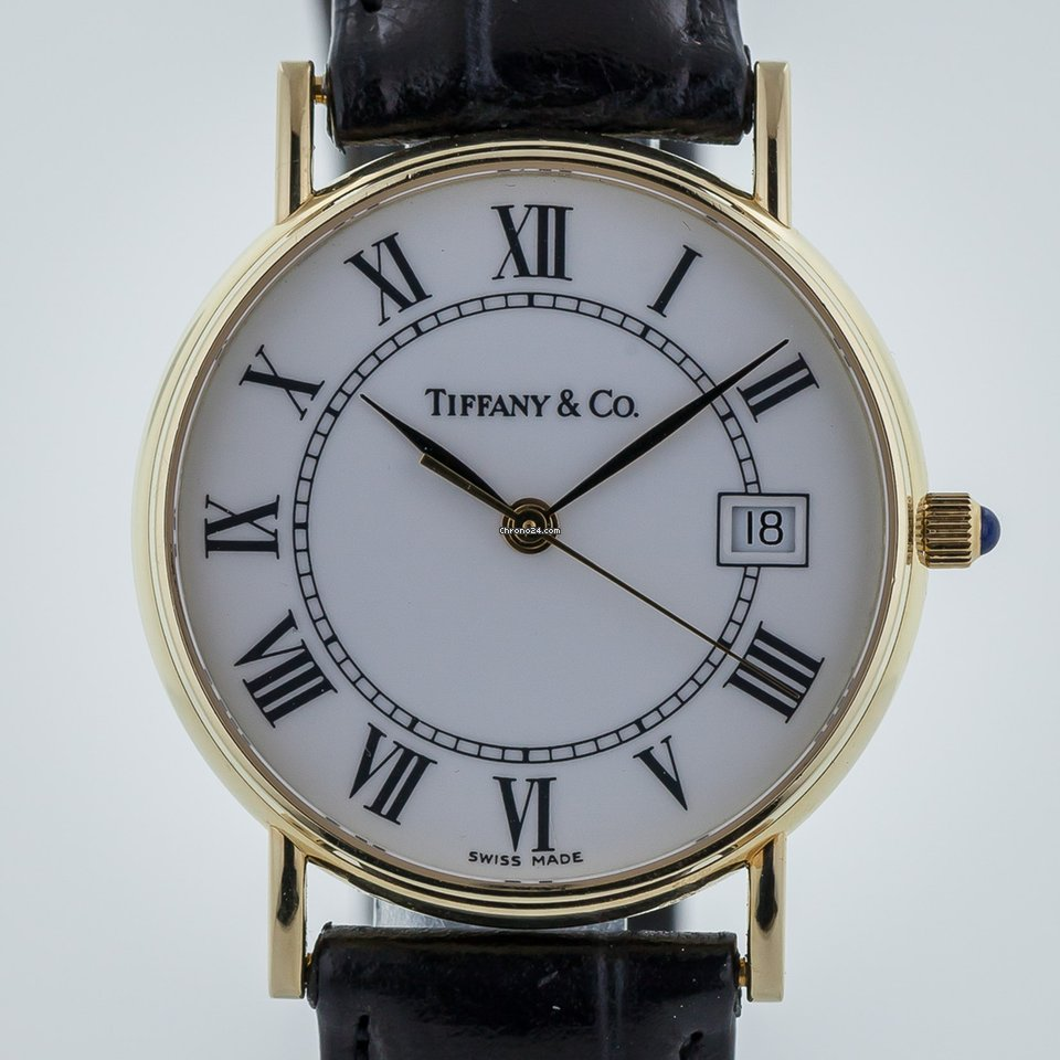 3730546b92 Pre-owned Tiffany watches | buy a pre-owned Tiffany watch on Chrono24