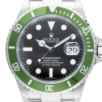 Rolex Submariner Date 16610LV T 2003 pre-owned