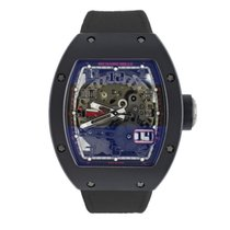 Richard Mille RM029 Ceramic 2016 RM 029 39.7mm pre-owned