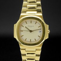 Patek Philippe 3800 Yellow gold Nautilus 36mm pre-owned