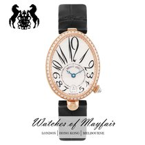 Breguet 8918BR/58/964/D00D Rose gold Reine de Naples 36.5mm new