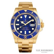 Rolex Submariner Date 116618LB 2012 tweedehands
