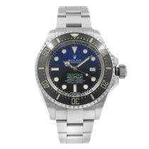 Rolex Acero 48mm Automático Sea-Dweller Deepsea usados