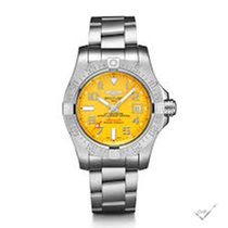 Breitling Avenger II Seawolf Steel 45mm Yellow United States of America, Iowa, Des Moines