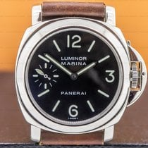 Panerai Steel 44mm Manual winding PAM111 pre-owned