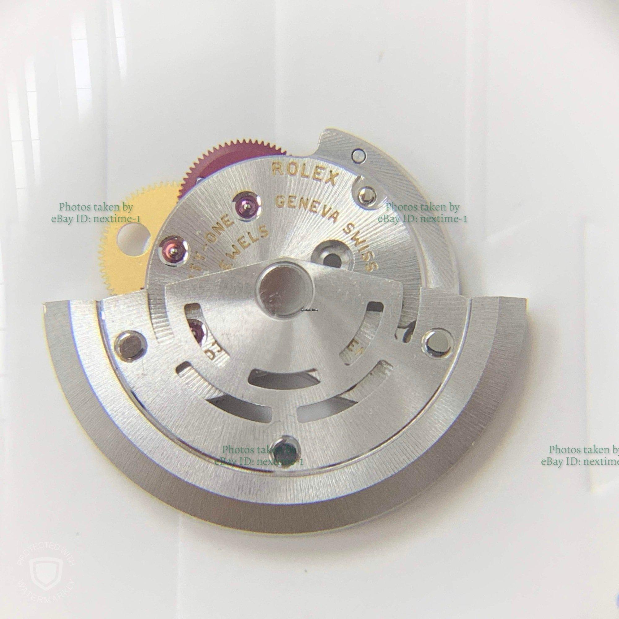 Rolex 2235 145 Complete Automatic Device Module , Genuine