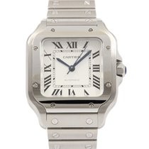 Cartier Santos (submodel) WSSA0010 Very good 32mm Automatic