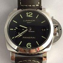 Panerai Luminor 1950 3 Days GMT Acciaio PAM535