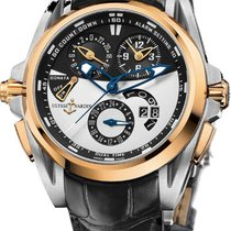 Ulysse Nardin Sonata new 2012 Automatic Watch with original box 675-01