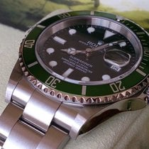 Rolex Submariner Ref 16610LV  ++Near NOS++B&P