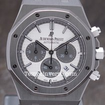 Audemars Piguet Royal Oak Chrono 41mm QE 2 cup Limited full set