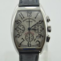 Franck Muller Cintree Curvex Chronograph Automatic Ref. 7880...