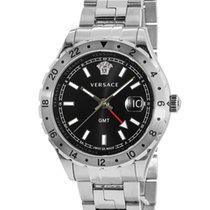 Versace Hellenyium GMT Men's Watch V11020015