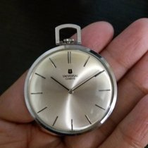 宇宙 (Universal Genève) Pocket watch 1970 Ultra rare