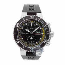 Oris Aquis Depth Gauge Chronograph 774 7708 4154RS