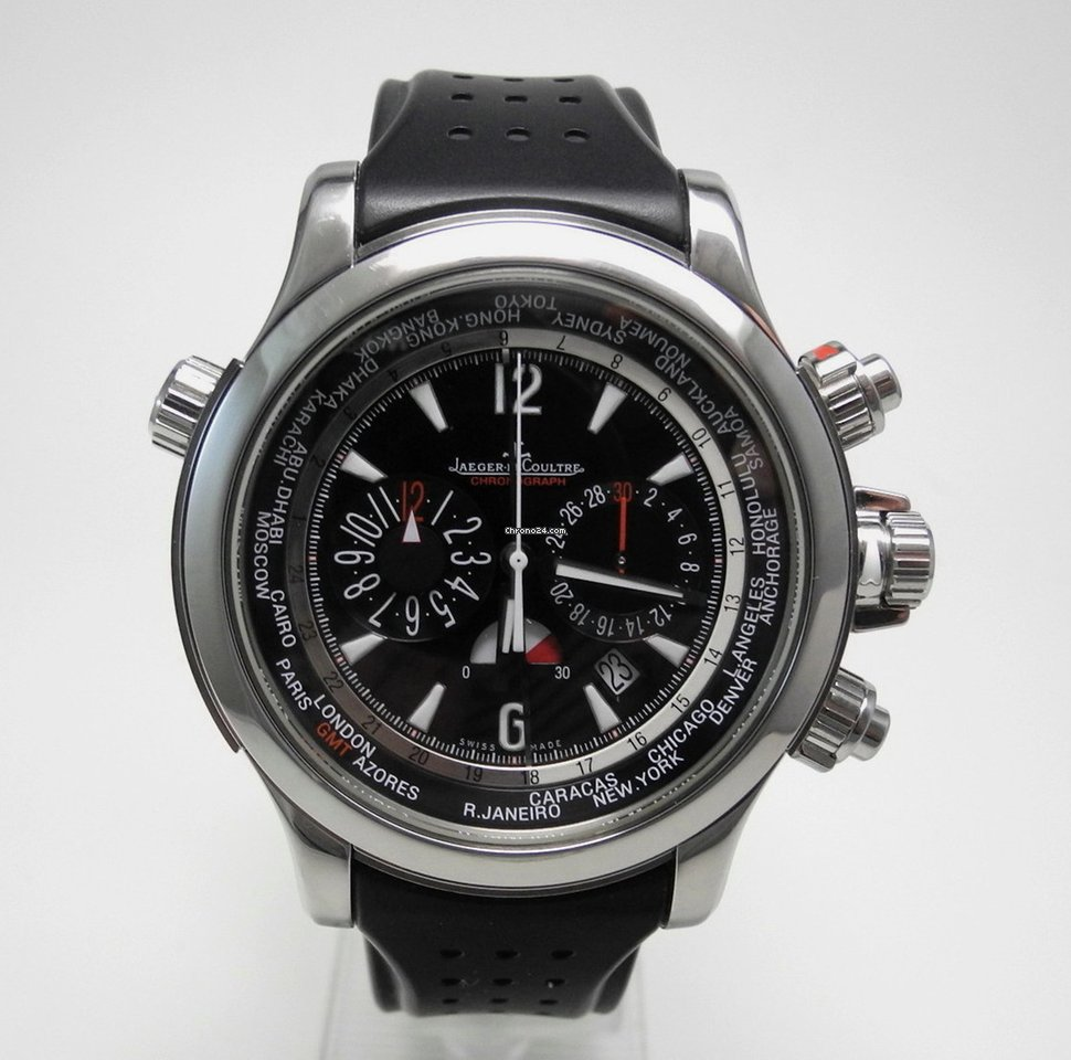 Jaeger-LeCoultre Master Compressor Extreme World Chronograph 46mm