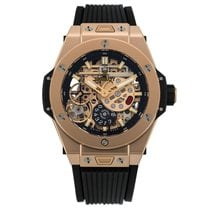 Hublot Oro rosa Cuerda manual 45mm nuevo Big Bang Meca-10